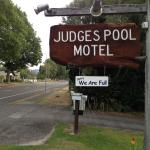 Judges Pool Motel Foto