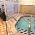 "The ""pool and gym"" ��"
