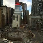Beautiful Columbus Circle