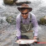 Trophy Trout Fishing trips
