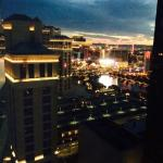 Las Vegas wakes up from the Vdara