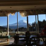 The view from the cafe.