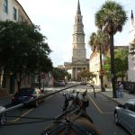 Carriage Ride through Charleston - starts a short walk from the hotel.