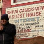 Owner of Shiva Ganges View Guesthouse