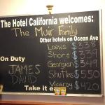 The Hotel California Foto