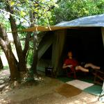 Our home at leopard safaris