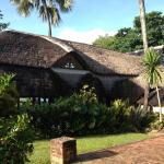 Ngala Beach Lodge resmi