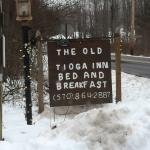Foto de The Old Tioga Inn Bed and Breakfast