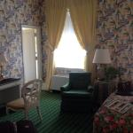 Greenbrier room