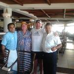 Melecio Chavez, and Antonio Torres served and seated us for the most perfect dining experiences