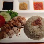 Yumm hainan chicken rice