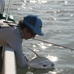 fishing was excellent - caught bonefish and permit