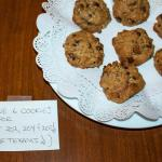 Best ever homemade chocolate chip cookies