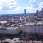 Warehouse District View