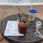 9$ bloody mary...it was good!