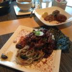 Bulgogi Beef & Alligator croquettes  Fantastic as always. This is my 5th visit and it never disa