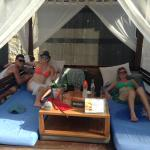 Cabana for hire