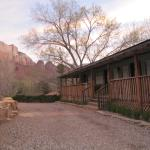 Foto de Canyon Vista Lodge - Bed & Breakfast