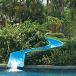 The River Pool with Water Slides