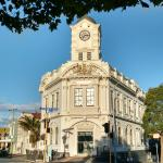 Ponsonby Clock Tower buildling