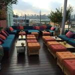 Sheltering Sky - Rooftop Lounge Manhattan View
