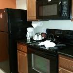 Full Kitchen, Dishwasher and sink Across from stove