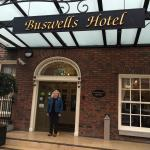 Buswells Hotel Foto