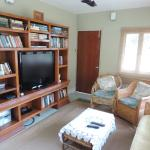 TV room / Library