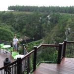 Photo de The Fernery Lodge & Chalets