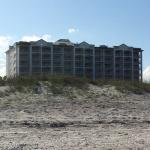 Ocean front rooms @ cocoa beach resort