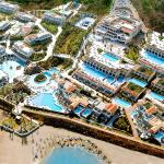Minos Imperial Luxury Beach Resort Overview