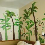 our jungle room