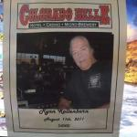 This was a picture taken by the Colorado Belle Casino after hitting a $4,000.00 Royal Flush !