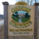 صورة فوتوغرافية لـ ‪Country Comforts Bed and Breakfast‬