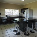 IMBONISO 8 Sleeper Unit's fully equipped Kitchen