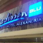 Photo de Radisson Blu Hotel, Alexandria