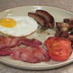 Classic cooked breakfast anyone ?
