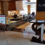S-18, the first floor restaurant with breakfast and dinner buffet