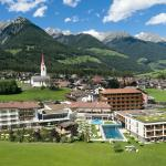 Alpin & Spa Resort Schwarzenstein - Sommer