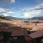 Vista a cusco