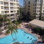 Pool from building 1