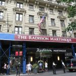 Photo of Radisson Martinique on Broadway