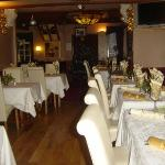 Dining Room for a Function @ The Queens Head