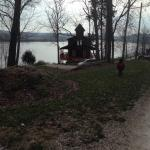Foto de Colucci Log Cabins on the Ohio River