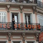 Photo de Hotel Saint Louis