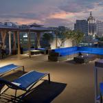 Rooftop Outdoor Pool