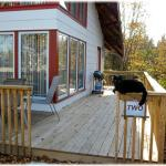 New Wrap-Around decks with furniture, BBQ and Propane