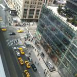 View of East 42nd Street - Suite 1020