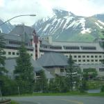 The best resort in AK!