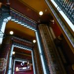 Gorgeous original (restored) stairwell
